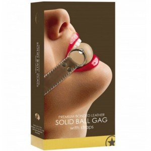 Ball Gag marrone - Ouch!