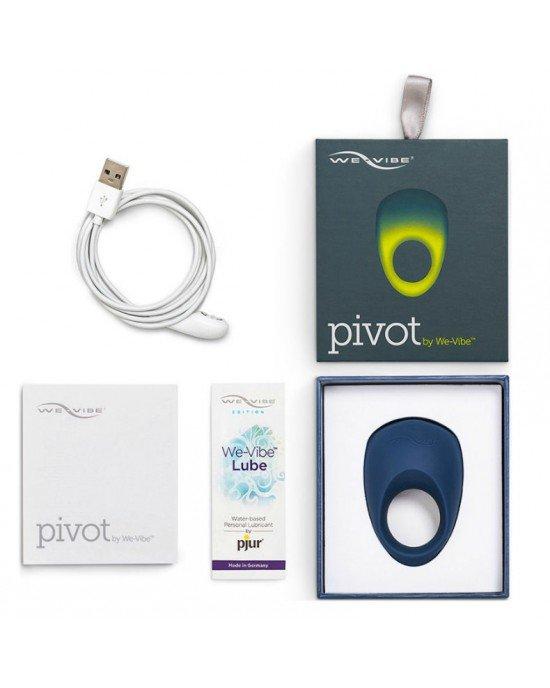 Anello vibrante Pivot con App We Connect - We Vibe