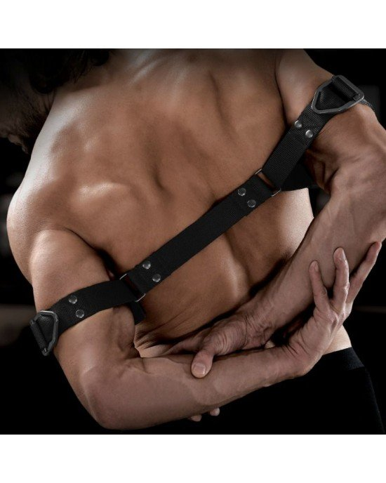 Costrizione per braccia, kit sadomaso COMMAND by Sir Richards