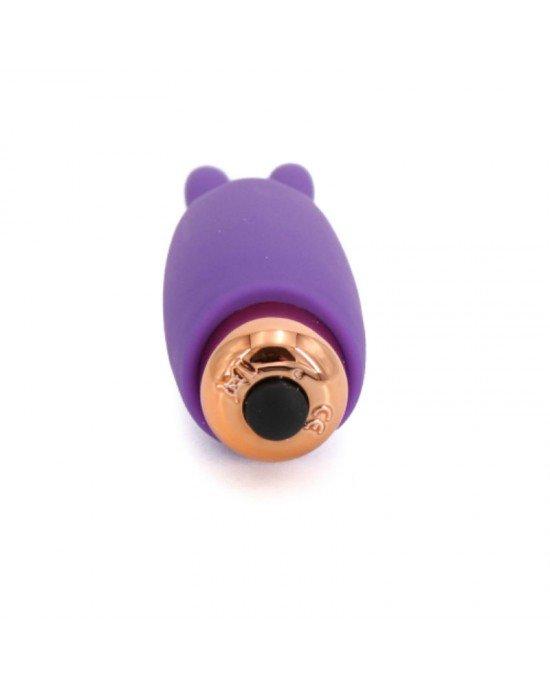 Vibratore rabbit Bugsy viola - WomanVibe