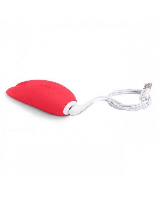 Vibratore rosa per clitoride - We Vibe
