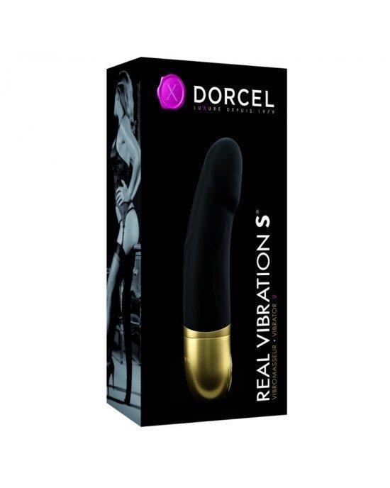 Vibratore 7 ritmi nero S - Marc Dorcel