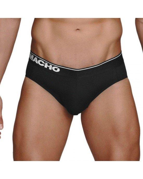 Boxer Underwear Nero MC091 L - Macho