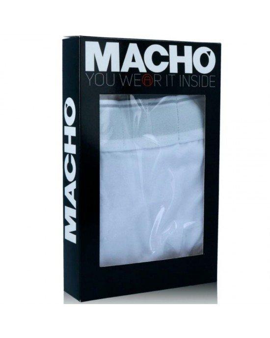 Boxer Underwear Nero XL - Macho