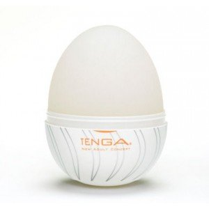 Uovo masturbatore twister - Tenga