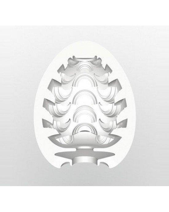 Uovo masturbatore stepper - Tenga