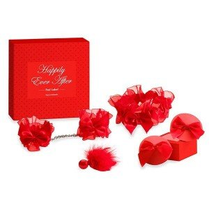 Kit rosso Happily Ever After - Bijoux Indiscrets