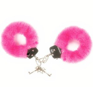 Manette peluches rosa - Love to Love