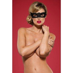 Maschera in pizzo nero A700 - Obsessive