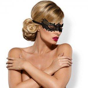 Maschera nera A701 - Obsessive