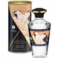 Olio afrodisiaco riscaldante vaniglia - Shunga