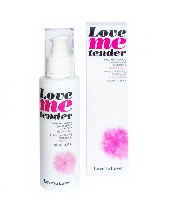 Love me tender zucchero filato 100 ml - Love to Love