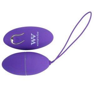 Ovetto vibrante Aslan viola - WomanVibe