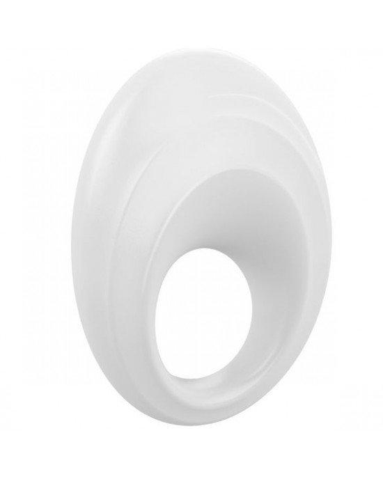 Anello vibrante B5 bianco - Ovo