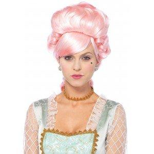 Parrucca Maria Antonietta rosa - Leg Avenue