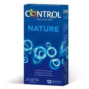 Preservativo adapta nature confezione 12 pezzi - Control