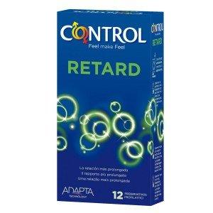 Preservativo adapta retard confezione 12 pezzi - Control