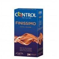 Preservativo finissimo confezione 24 pezzi - Control
