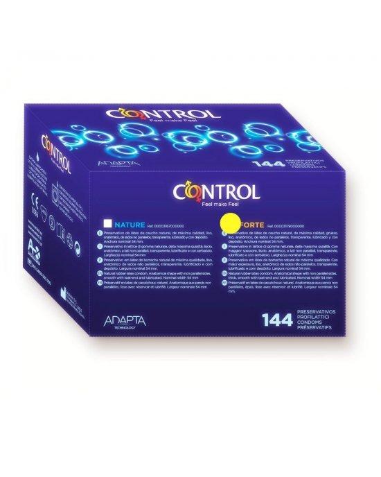 Preservativo forte confezione 144 pezzi - Control