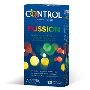 Preservativo fussion confezione 12 pezzi - Control