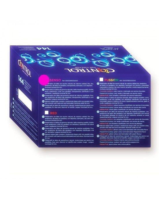 Preservativo senso confezione 144 pezzi - Control