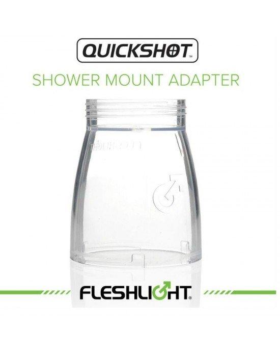 Adattatore Doccia Masturbatore Quickshot - Fleshlight
