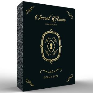 Kit del piacere SecretRoom Oro Livello 2