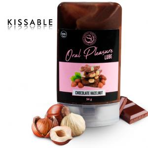 Lubrificante commestibile cioccolato e nocciole - Secretplay