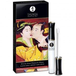 Lucidalabbra per sesso orale - Shunga