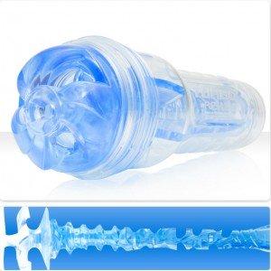 Masturbatore Turbo Thrust Blue Ice - Fleshlight