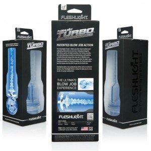 Masturbatore Turbo Blue Ice - Fleshlight