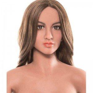 Bambola Realistica Pipedream Carmen 165cm