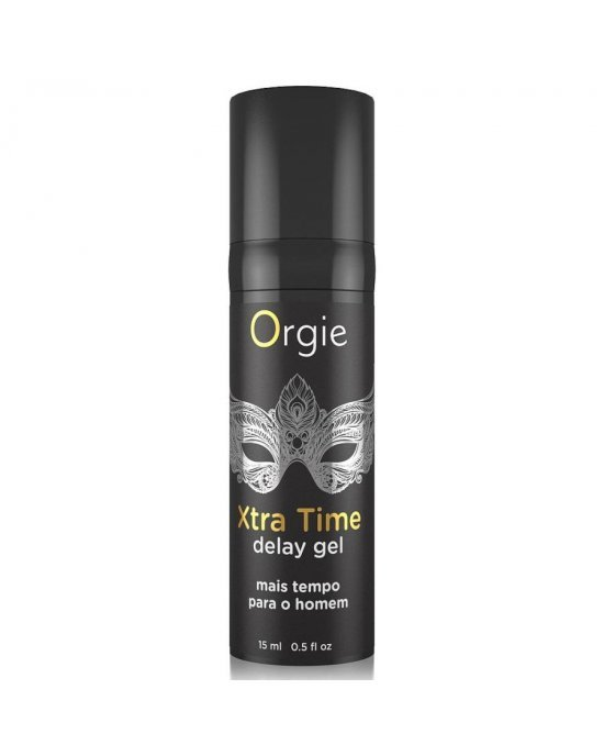 Extra Time Gel desensibilizzante per uomo 15ML - Sexy Shop