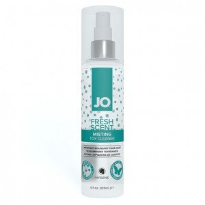 JO Misting Toy Cleaner Fresh 120ml - Satisfyer