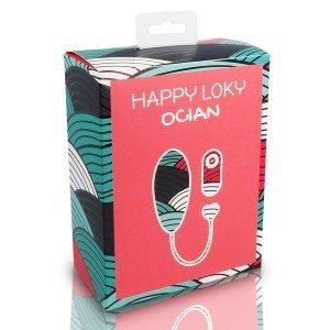 Vibratore Ocian Controllo Remoto - Happy Loky