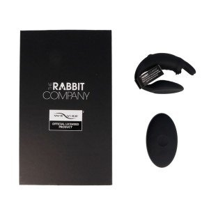 Vibratore Rabbit di coppia We-Vibe con controllo remoto