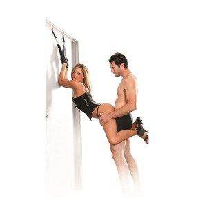 Cinghie Delux BDSM Bondage per la porta