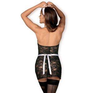 Costume da cameriera sexy taglia S/M - Obsessive