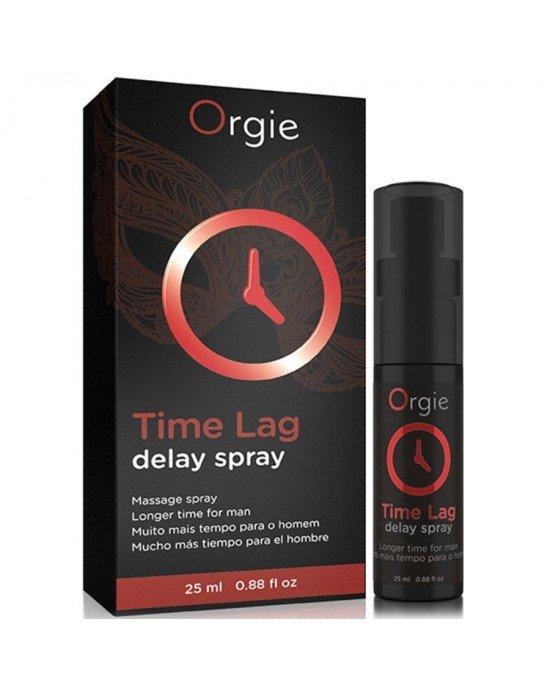 Time Lag Spray Ritardante per uomini 25 ML - Sexy Shop