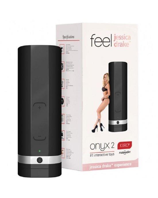 vibratore masturbatore interattivo pornostar Jessica Drak - Sexy Shop