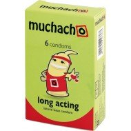 Preservativi Long Acting 6 pezzi - Muchacho