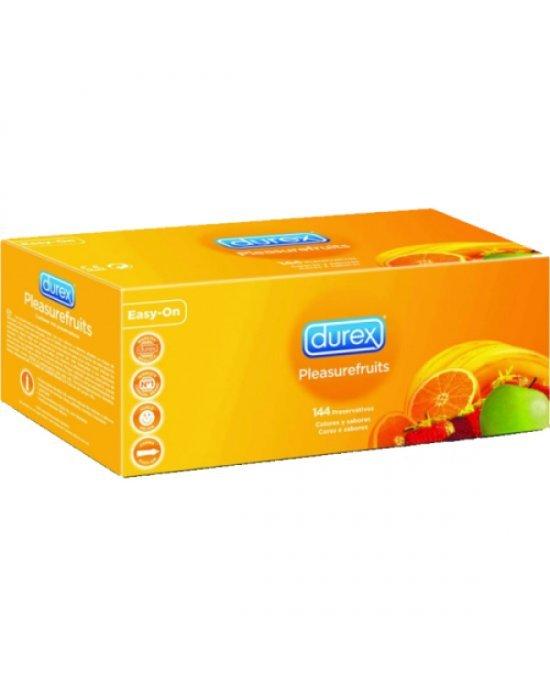 Preservativo tropical confezione 144 pezzi - Durex