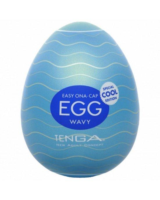Uovo masturbatore cool - Tenga