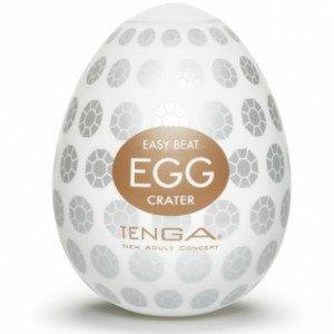 Uovo masturbatore crater - Tenga
