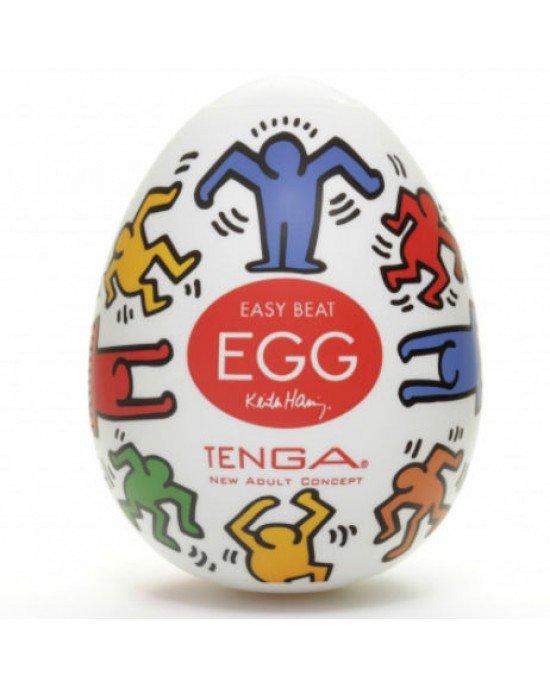 Uovo masturbatore dance - Tenga
