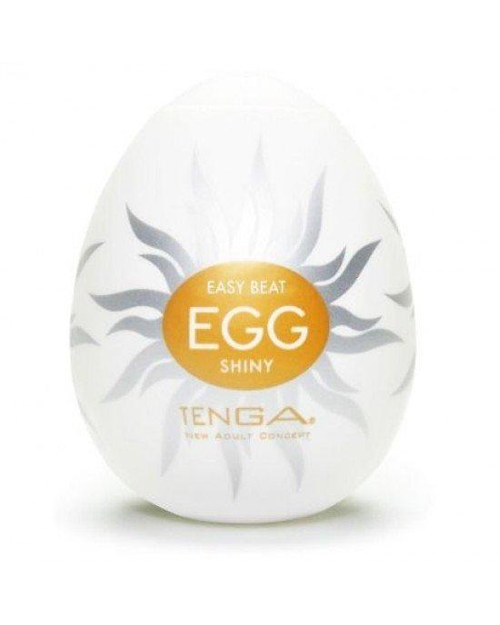 Uovo masturbatore shiny - Tenga