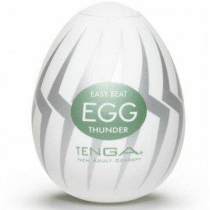 Uovo masturbatore thunder - Tenga