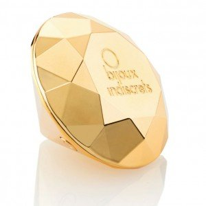 Vibratore Diamante oro - Bijoux Indiscrets