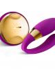Vibratore oro/viola con telecomando - Lelo